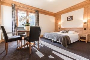 Chambres Hôtel Club Le Crêt à Morzine